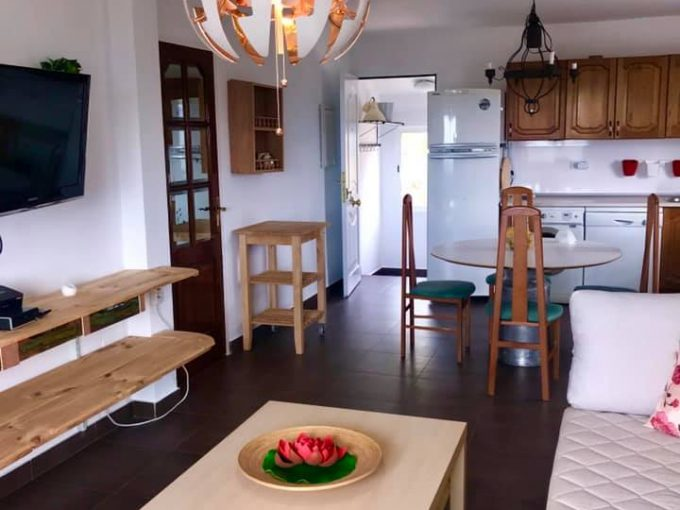 LONG TERM RENTAL lovely modern Apartment in Periana
